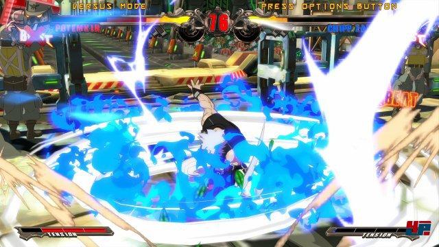Screenshot - Guilty Gear Xrd: Sign (PlayStation4) 92505305
