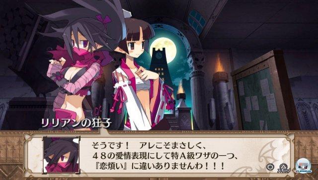 Screenshot - Disgaea 3: Absence of Justice (PS_Vita) 2266867