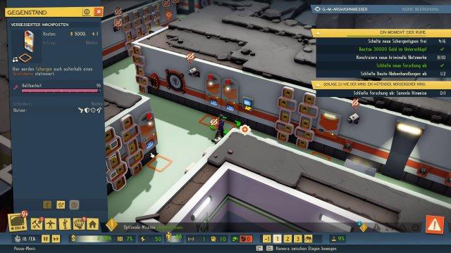 Screenshot - Evil Genius 2: World Domination (PC) 92638278