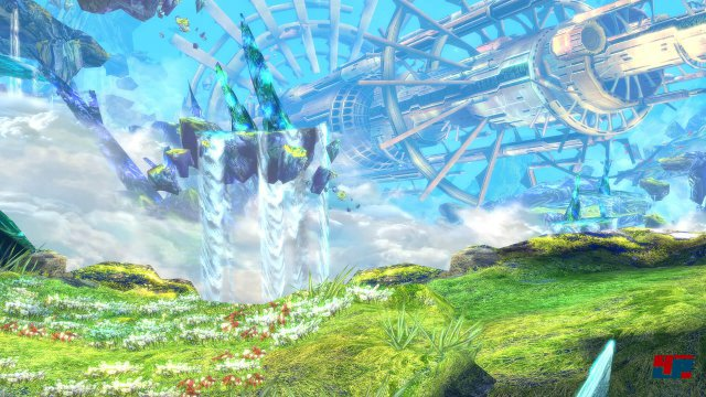 Screenshot - Exist Archive: The other Side of the Sky (PlayStation4) 92510401