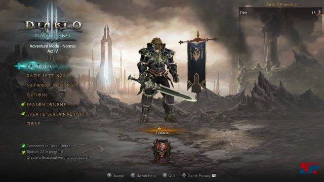 Screenshot - Diablo 3: Reaper of Souls (Switch) 92571481