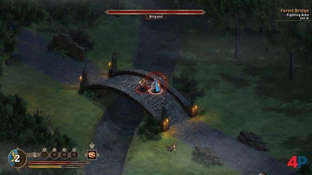 Screenshot - Alaloth - Champions of the Four Kingdoms (PC)