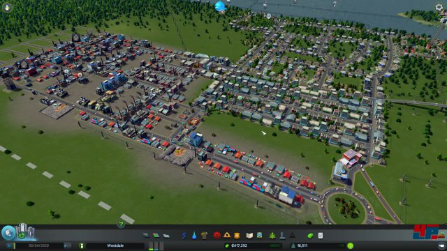 Screenshot - Cities: Skylines (PC) 92501027