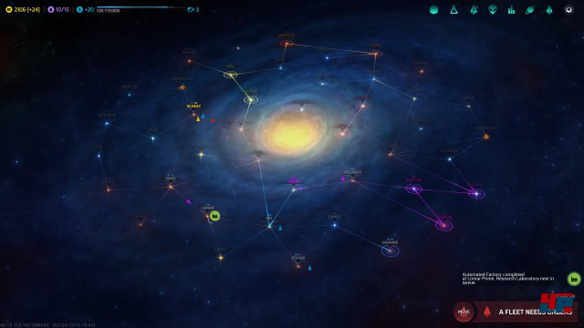Screenshot - Master of Orion (PC) 92520993
