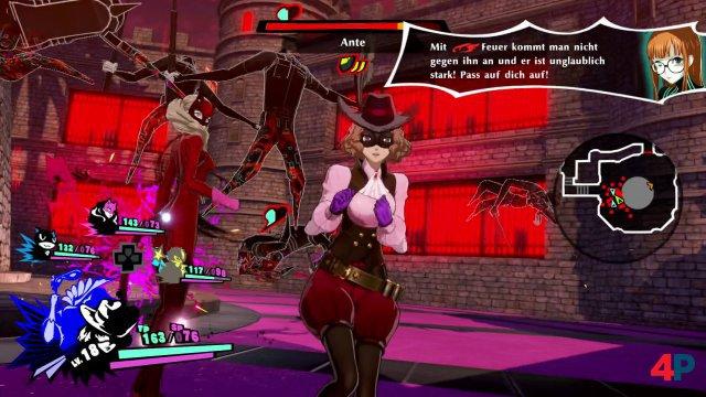 Screenshot - Persona 5 Strikers (PS4) 92634849
