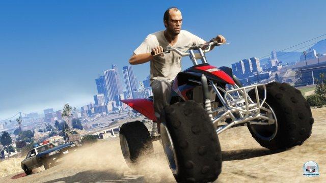 Screenshot - Grand Theft Auto V (360) 92422852