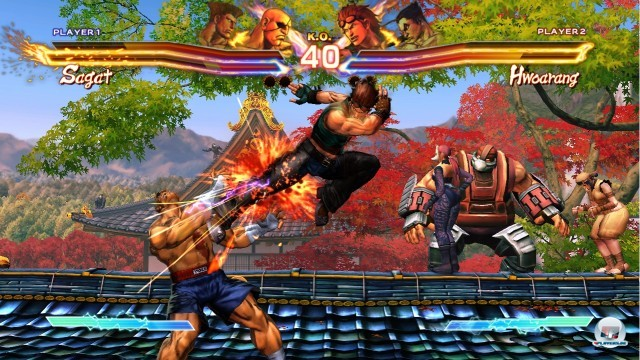 Screenshot - Street Fighter X Tekken (360) 2230348