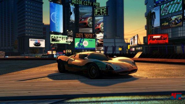 Die Kulisse kann dank hochaufgelöster Texturen auch zehn Jahre nach dem Original problemlos einigen Arcade-Rasern wie Gravel oder Need for Speed Payback Paroli bieten.