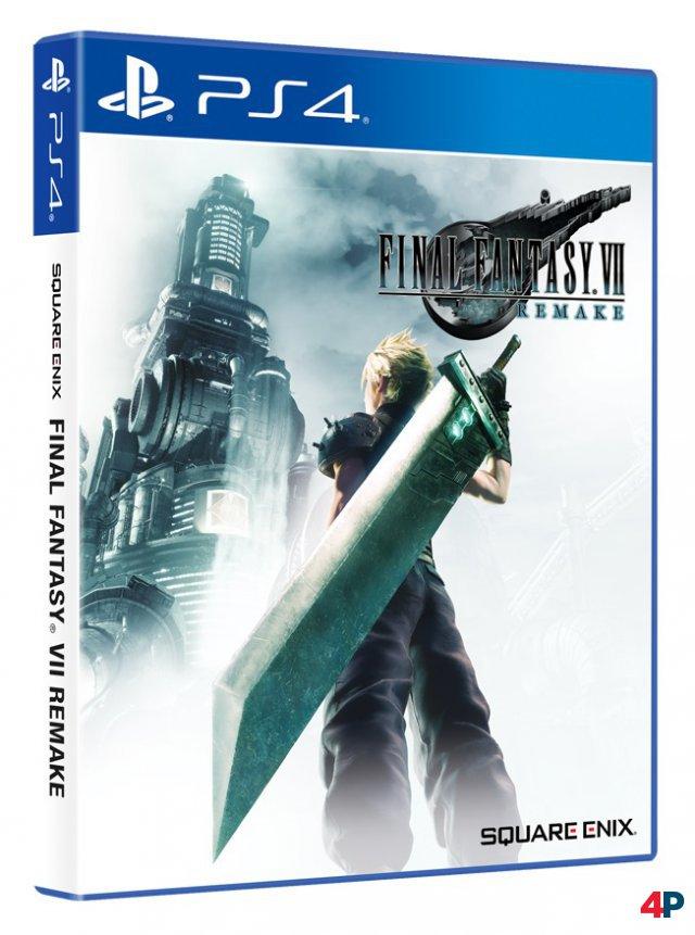 Screenshot - Final Fantasy 7 Remake (Arbeitstitel) (PS4)