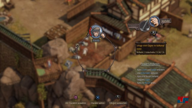 Screenshot - Shadow Tactics: Blades of the Shogun (PS4) 92550243