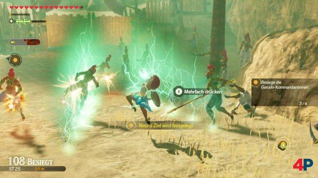 Screenshot - Hyrule Warriors: Zeit der Verheerung (Switch) 92629192