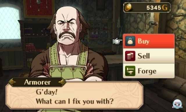 Screenshot - Fire Emblem: Awakening (3DS) 92457920