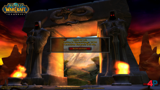 Screenshot - World of WarCraft Classic (Mac) 92594960