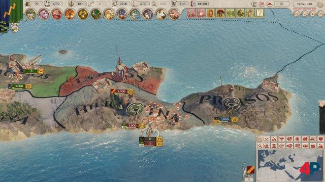Screenshot - Imperator: Rome (PC)