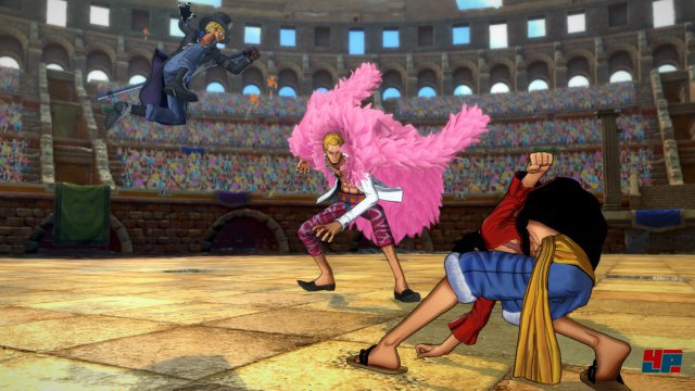 Screenshot - One Piece: Burning Blood (PlayStation4)