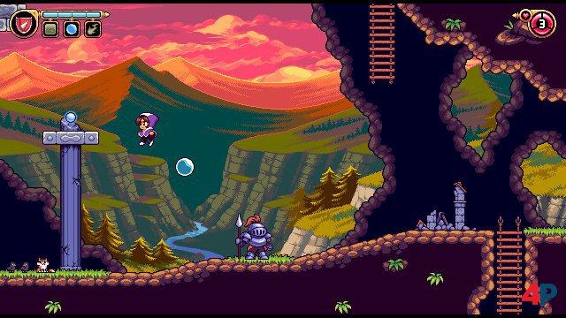 Screenshot - Alwa's Legacy (PC)