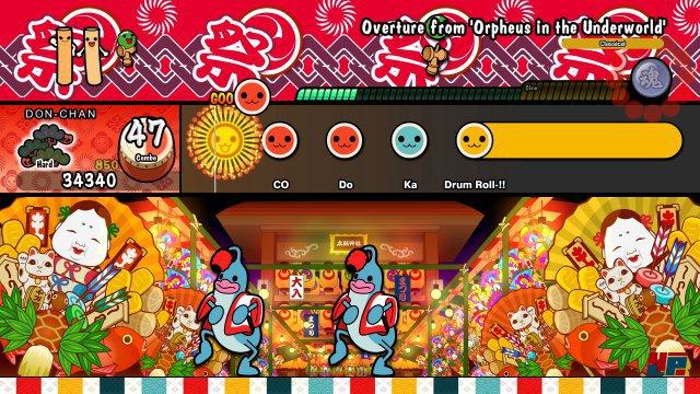 Screenshot - Taiko no Tatsujin: Drum 'n' Fun! (Switch) 92570311