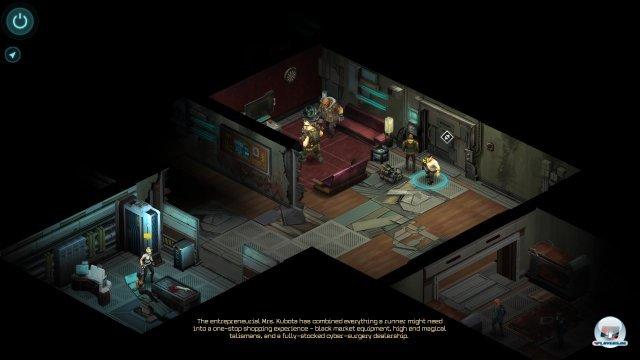 Screenshot - Shadowrun Returns (PC) 92465720