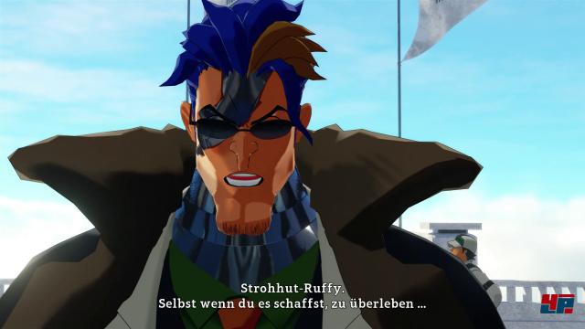 Screenshot - One Piece: World Seeker (PS4)