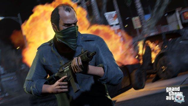 Der vollkommen durchgeknallte Psychopath Trevor ist eine der interessantesten Videospielfiguren der letzten Jahre.