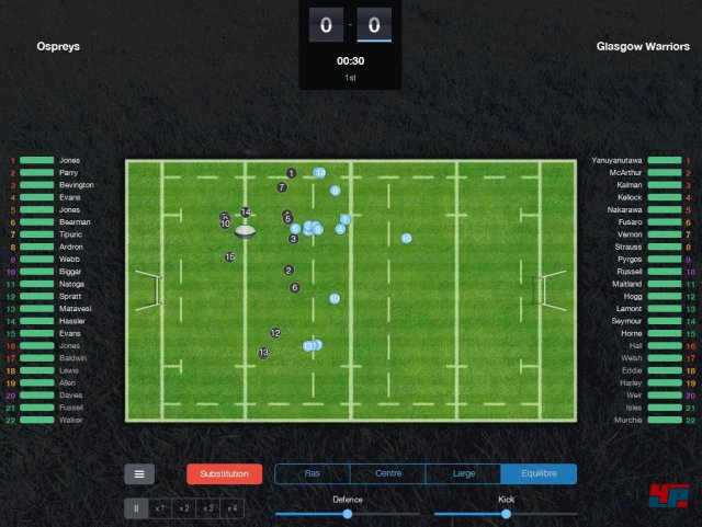 Screenshot - Pro Rugby Manager 2015 (iPad) 92486522