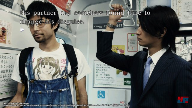 Screenshot - 428: Shibuya Scramble (PS4)