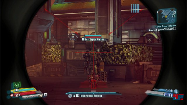 Screenshot - Borderlands: The Pre-Sequel (PC) 92492220