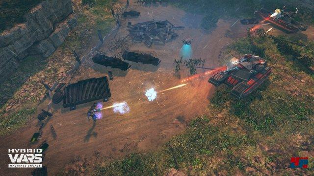Screenshot - Hybrid Wars (PC) 92534684