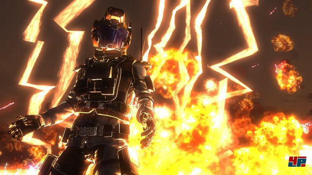 Screenshot - Earth Defense Force 5 (PS4) 92573051