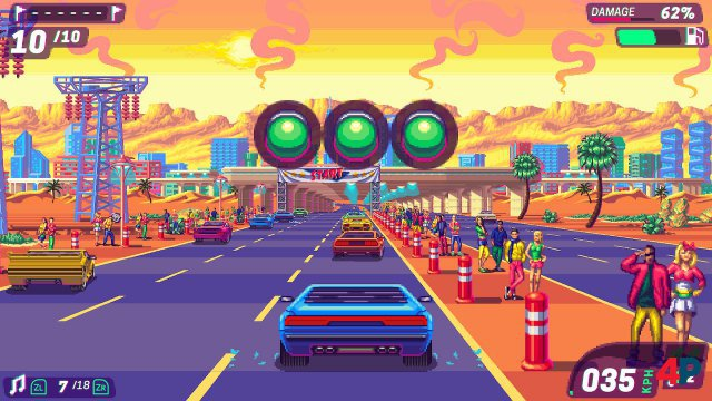 Screenshot - 80's Overdrive (Switch) 92612839