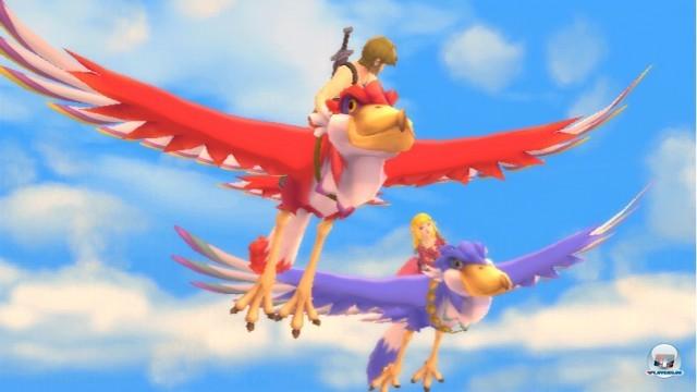 Screenshot - The Legend of Zelda: Skyward Sword (Wii) 2229554