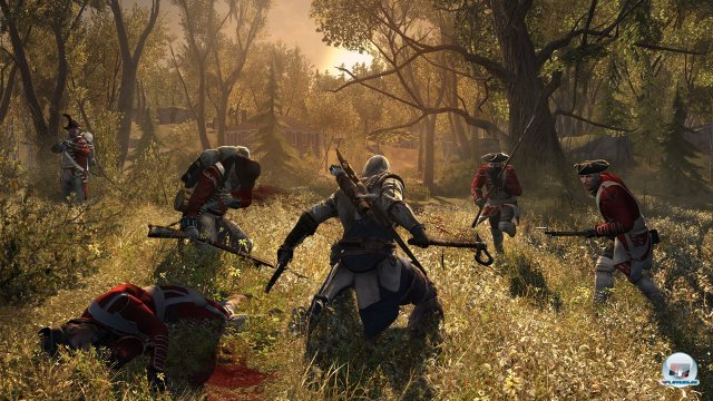 Screenshot - Assassin's Creed III (PC) 92424032