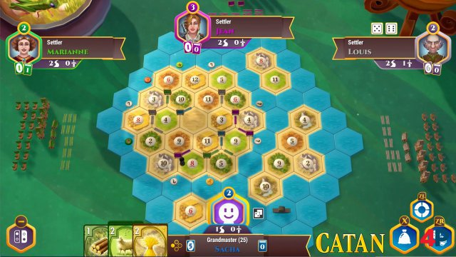 Screenshot - Catan (Switch)