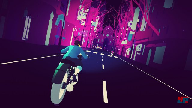 Screenshot - Sayonara Wild Hearts (Switch)