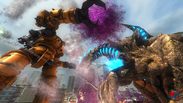 Screenshot - Earth Defense Force 5 (PS4) 92573053