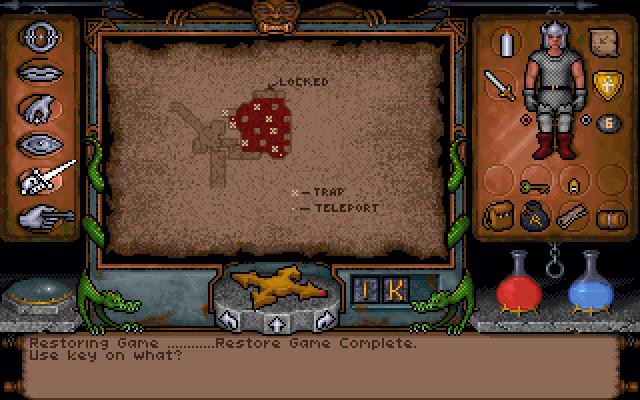 Screenshot - Ultima Underworld: The Stygian Abyss (PC) 92562203