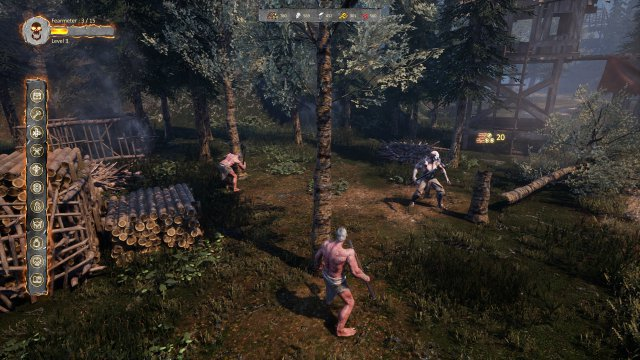 Screenshot - Orc Warchief: Strategy City Builder (PC)