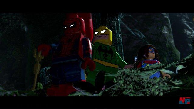 Screenshot - Lego Marvel Super Heroes 2 (PS4) 92555679