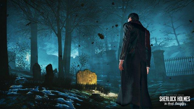 Screenshot - Sherlock Holmes: The Devil's Daughter (PC)