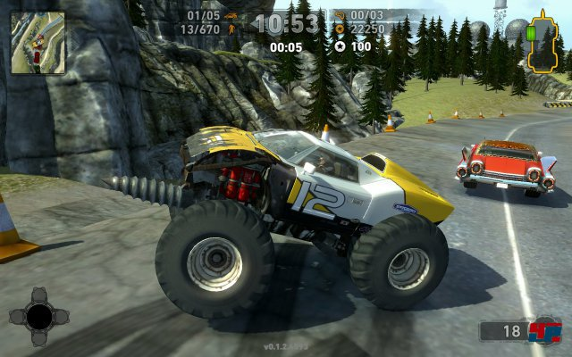 Screenshot - Carmageddon: Reincarnation (PC) 92506242