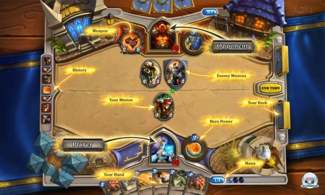 Screenshot - Hearthstone: Heroes of Warcraft (iPad) 92465598