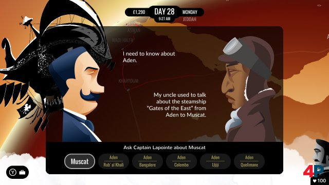 Screenshot - 80 Days (Switch) 92597249