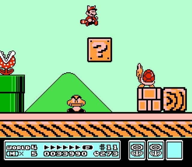 <b>Super Mario Bros. 3</b><br><br>Hier schlug die Stunde der Importfreunde, denn der dritte Mario war erst Mitte 1991 offiziell in Europa erhältlich - Anfang 1989 wurde er in Japan veröffentlicht, im Januar 1990 dann in den USA. Diese Wartezeit wollten sich viele Spieler nicht bieten lassen, und sie hatten allen Grund zur Eile: Nicht umsonst findet sich der Geniestreich von Shigeru Miyamoto nach wie vor felsenfest in fast allen »Die besten Spiele aller Zeiten«-Listen; der Ideenreichtum, die Spielbarkeit und die technisch perfekte Präsentation setzten nicht nur zum Veröffentlichungszeitpunkt Maßstäbe. 1861378