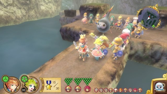 Screenshot - New Little King's Story  (PS_Vita) 2375232