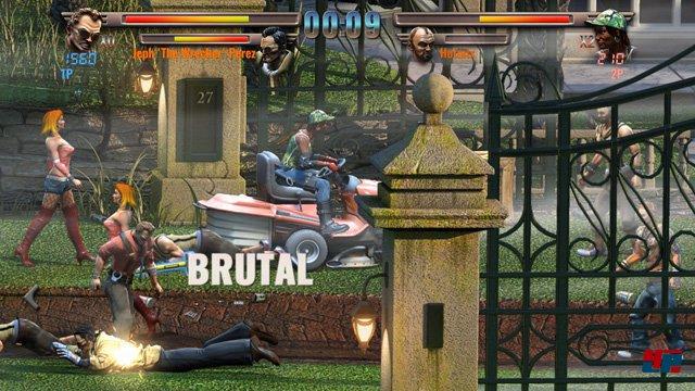 Screenshot - Raging Justice (PC)
