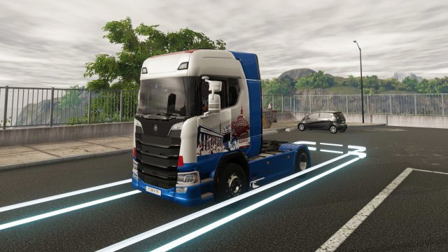 Screenshot - Truck Driver (PS4, Switch, One) 92629553