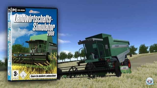 <b>Platz 5: Landwirtschafts-Simulator 2008: 160.000 Einheiten Publisher: Astragon</b> <br><br> Bereits die Erstausgabe des LWS ging mit 160.000 verkauften Stückzahlen buchstäblich durch die Decke. Was viele Redakteure als