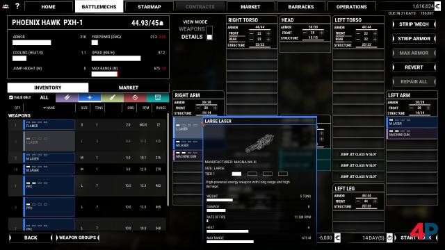Screenshot - MechWarrior 5: Mercenaries (PC) 92602692