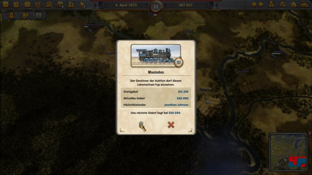Screenshot - Railway Empire (PC) 92559379