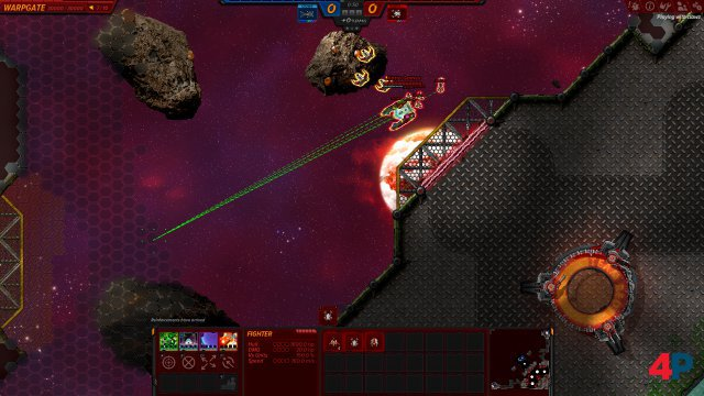 Screenshot - Asteroid Fight (PC) 92610021